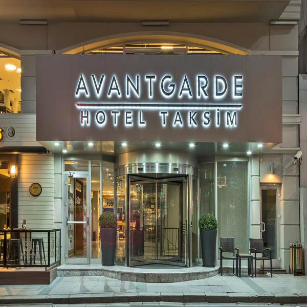 Avangard Square