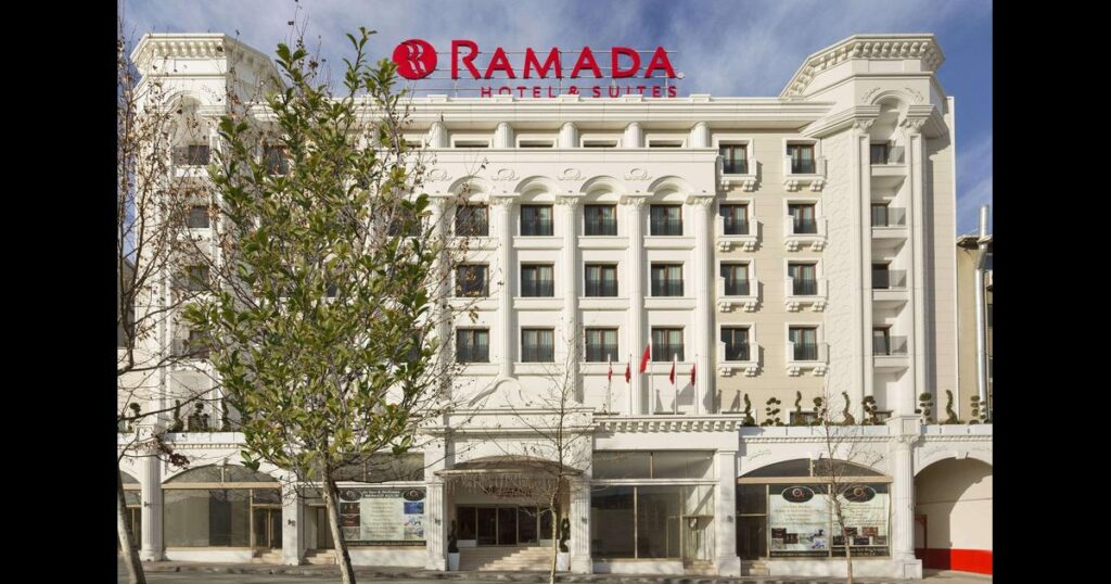 Ramada Merter